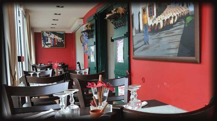 Restaurant du labourd - barnea